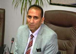 رئيس جامعة أسوان يتفقد المستشفى الجامعي استعدادا لعيد الأضحى