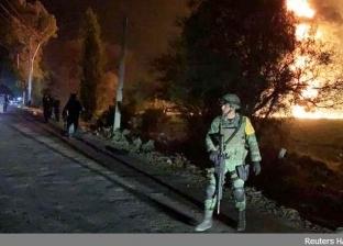 """وصلة غير شرعية لسرقة """"الوقود"""" وراء انفجار خط بترول في المكسيك"""