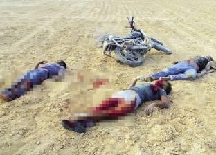 مصدر أمنى: ضبط «المسئول عن توريد المتفجرات» للجماعات الإرهابية بسيناء