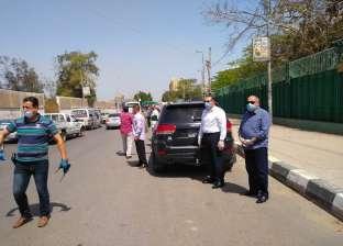 سحب 42 رخصة سيارة لعدم ارتداء سائقيها الكمامة في الشرقية