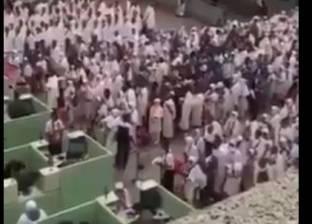 بالفيديو| ابتهالات ضيوف الرحمن في مطار الملك عبدالعزيز