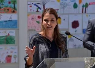 """الملكة رانيا تدين حادث الأردن: """"عمل إرهابي دنيء في بداية شهر الخير والرحمة"""""""