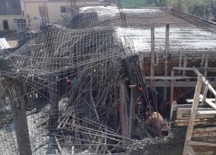 بالأسماء| نقل 7 مصابين إلى المستشفى في حادث انهيار سقف مسجد بالدقهلية