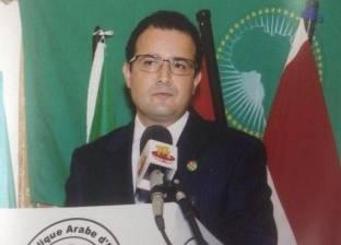 سفير مصر في توجو يبحث التعاون الثنائي مع رئيس المحكمة الدستورية