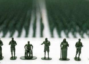 40 ألف دمية تجسد معاناة الجنود البريطانيين المصابين على مدار 20 عاما
