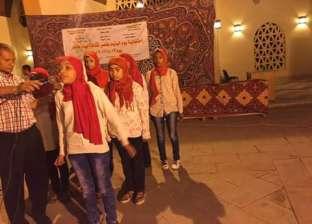 """ثقافة """"بهاء طاهر"""" ينظم احتفالية للأيتام"""