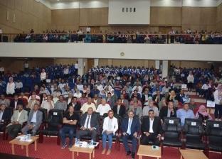 الوادي الجديد تنظم مؤتمرا علميا موسعا لحملة الماجستير والدكتوراه