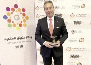محمد الإتربى ضمن أفضل 100 رئيس تنفيذى عربى لعام 2018