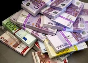 سعر اليورو اليوم الأحد 17-3-2019 في مصر