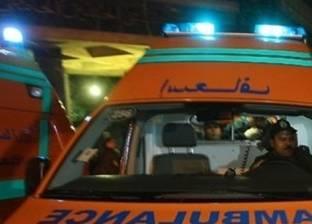 """مصرع 7 مواطنين في حادث """"دهس"""" أثناء تغييرهم إطار سيارة على طريق """"مصر-إسكندرية"""" الزراعي"""