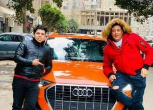 فيديو.. حمو بيكا ينصح عمر كمال بالزواج: لقيت الطبطبة
