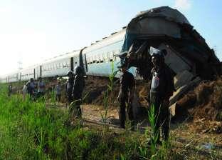بدء جلسة محاكمة متهمي حادث تصادم قطاري خورشيد بالإسكندرية
