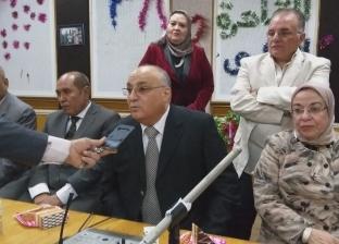 """رئيس الإذاعة المصرية يحتفل بعيد ميلاد """"القاهرة الكبرى"""" الـ38"""