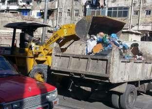 حملة مكبرة لرفع القمامة من 3 قرى في الشرقية