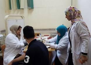 """رئيس جامعة المنصورة: بدء الكشف الطبي للطلاب ومسح شامل لفيروسي"""".B.C"""""""