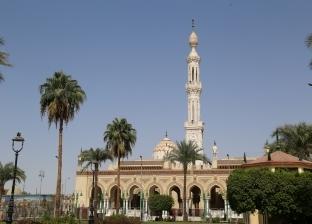 محافظ قنا يتفقد أعمال التطوير بمحيط مسجد سيدي عبدالرحيم القنائي