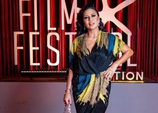 رانيا يوسف: نجاح المهرجانات الفنية دليل على رغبة مصر في النهوض.. ومستوى السينما الأفريقية جيد
