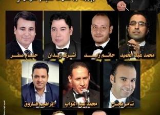 """الخميس.. أعمال صوفية في حفل """"الإنشاد الديني"""" على مسرح الجمهورية"""