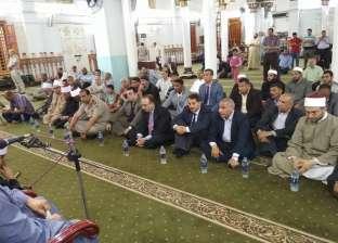 محافظ بني سويف يهنئ المواطنين بحلول شهر رمضان المبارك