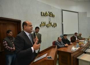 عمد ومشايخ مطروح يعلنون دعمهم للقيادة السياسية ومساندة القوات المسلحة