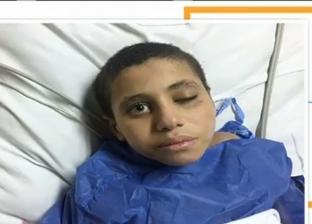 """مستشفى الهلال: لم نتوصل لهوية طفل """"حادث بولاق"""""""