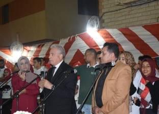 خالد فودة يشكر أهالي جنوب سيناء لمشاركتهم في انتخابات الرئاسية