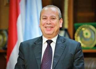 محافظ كفر الشيخ يسحب أعمال رصف عدد من طرق الحامول من أحد المقاولين