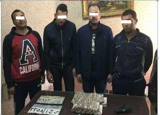 ضبط تشكيل عصابي تخصص في سرقة المواطنين بالشرقية