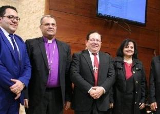 بدء العام الدراسي الجديد بكلية اللاهوت الإنجيلية في المنيا