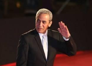 """صبري فواز: """"ريد كاربت مهرجان القاهرة"""" ظهرت بشكل احترافي"""