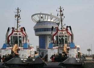 ميناء دمياط يستقبل 3 سفن حاويات و9 بضائع عامة