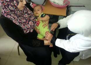 """""""صحة الإسكندرية"""" تبدأ تطعيم الأطفال بلقاح """"سولك"""""""
