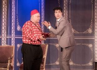"""""""أبو كبسولة"""" على مسرح بيرم التونسي بالإسكندرية"""
