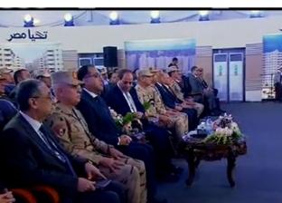 """تحدث عنها السيسي بافتتاح """"بشاير الخير 2"""".. معلومات عن الحديقة الدولية"""
