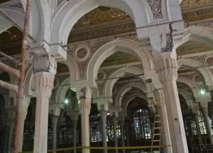 """إسناد ترميم وتدعيم أعمدة المسجد الإبراهيمي بدسوق لـ""""المقاولون العرب"""""""