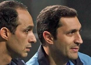 """عاجل  القبض على علاء وجمال مبارك في قضية """"التلاعب بالبورصة"""""""