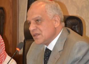 """محافظ الجيزة لرؤساء الأحياء: """"أنا في ضهركم واللي مش هيقدر يشتغل يمشي"""""""