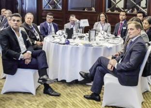 السفير البريطانى: مصر تتحول إلى مركز عالمى لتصدير الغاز.. والحكومة المصرية نجحت فى الترويج للاستثمار