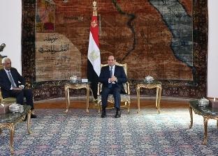السيسي يؤكد لنائب الرئيس السوداني دعم مصر الكامل لأمن واستقرار السودان