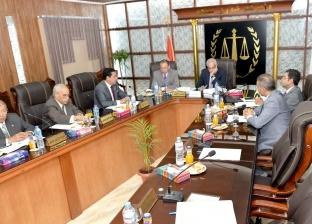تشكيل لجنة اختيار عميد كلية الحقوق بجامعة المنصورة