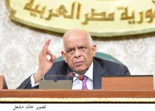"""عبدالعال يحذر من غياب الوزراء عن جلسات """"النواب"""": المجلس له أنياب"""