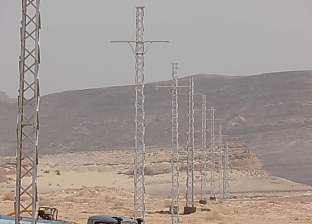 بالصور| 70 مليون جنيه لتوصيل الكهرباء للمناطق الواعرة في أبوزنيمة