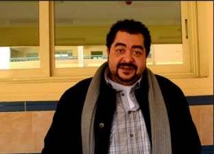 """طارق عبدالعزيز يكشف لـ""""الخطيب"""" وصية الفنان الراحل خالد صالح"""