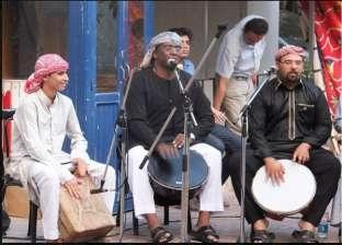 """""""الجركن البدوية"""": السيناوية يعزفون على آلات الحرب لنشر الحب والسلام"""