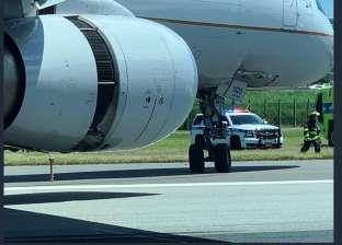 """إصابة 3 أشخاص وإلغاء رحلة لطائرة """"بوينج 747"""" في روسيا"""