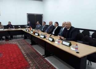 محمد حسني: بروتوكولات تعاون مع منظمات أعمال مغربية لتعزيز الاستثمار