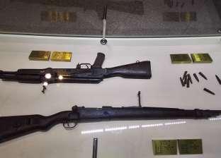 ضبط سلاح ناري بحوزة شخص بقصد ترويع المواطنين في المنصورة الجديدة