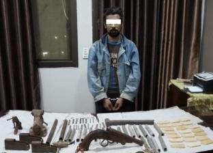 الأمن العام: ضبط 246 قطعة سلاح ناري و280 قضية مواد مخدرة خلال 24 ساعة