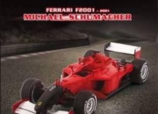 بالصور| بيع سيارة سباقات مايكل شوماخر