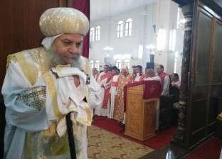 مطرانية مغاغة توقف دعم المؤتمرات الكنسية الخارجية بسبب غلاء الأسعار